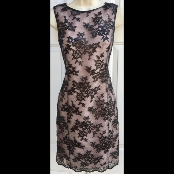 c3d93387ef7 Neiman Marcus Dresses Eric Gaskins Designer 100 Silk Lace Dress 2